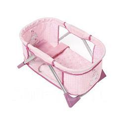 Baby Annabell Мягкая кроватка для куклы Беби Анабель