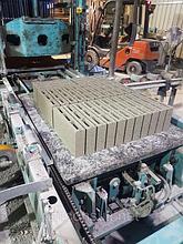 ПВХ и пластиковые поддоны для бетонной продукции из Китая