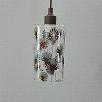 Подвесной плафон на 1 лампочку