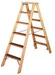 Деревянные лестницы-стремянки KRAUSE STABILO