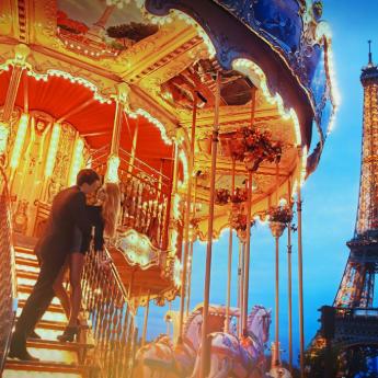 Комбинированный тур Прага-Париж