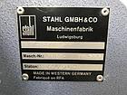 Фальцевальная машина Stahl KC 66/4KL 4 кассеты + 2 ножа, фото 3
