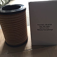 Фильтр масляный 1R0735 Аналоги: HF6376, PT91, P793, P163977, P550523, LH4932, HD1361, C7063