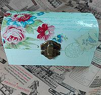 Маленькая шкатулка ручной работы, фото 1