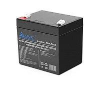 Батарея, SVC, AV4.5-12 12В 4.5 Ач, фото 1