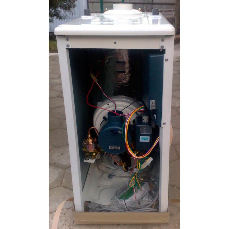 Напольный газовый котел Kiturami STSG 21 - фото 2
