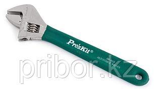 Разводной ключ Pro'sKit HW-010