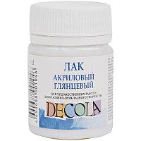 Лак акриловый глянцевый Decola/олки 50мл 5828920