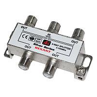 Делитель ТВ-4 под F разъем 5-1000 МГц.
