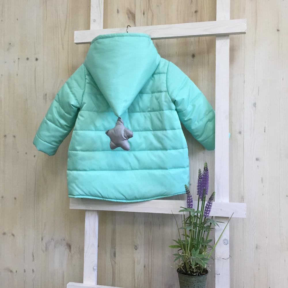 """Зимняя куртка для девочки """"Гном"""""""