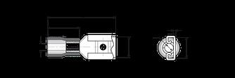 Разъем РПИ-М 1.5–(4.8)