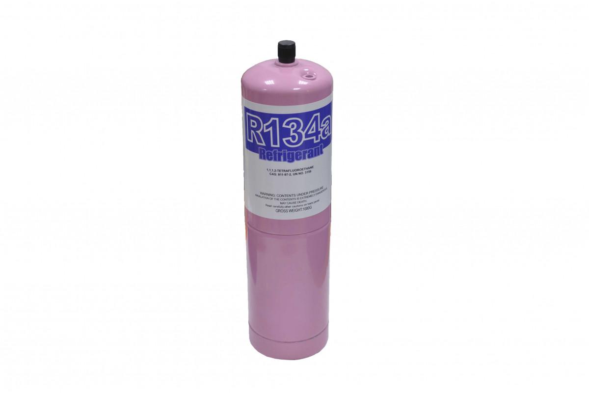 Фреон 134 А (1000 граммов),(1 кг)  REFREGERANT