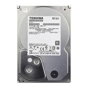 TOSHIBA Жесткий диск HDD 3Tb DT01ACA300