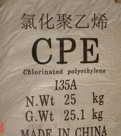Хлорированный полиэтилен CPE135 A