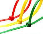 Стяжка кабельная КСС 4х200 красная