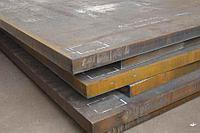 Лист стальной горячекатаный 30мм 3сп 09г2с 5632-72 20 45 40Х