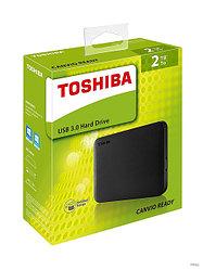 TOSHIBA Внешние жесткие диски