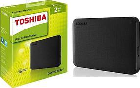 Toshiba Внешний Жесткий диск 2 Tb HDTP220EK3CA