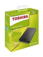 Toshiba Внешний Жесткий диск 1Tb HDTB410EK3AA