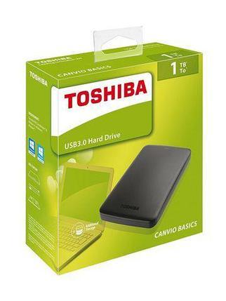 Toshiba Внешний Жесткий диск 1Tb HDTB410EK3AA, фото 2