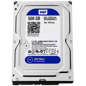 Western Digital Жесткий диск HDD 500Gb WD5000AZLX