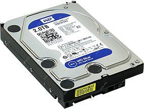 Western Digital Жесткий диск HDD 2Tb WD20EZRZ
