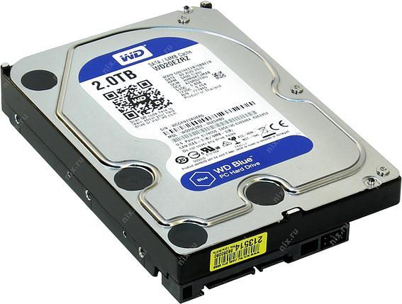Western Digital Жесткий диск HDD 2Tb WD20EZRZ, фото 2