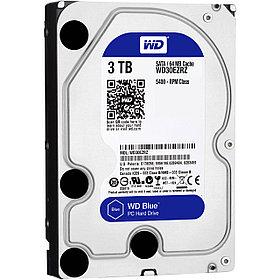 Western Digital Жесткий диск HDD 3Tb WD30EZRZ