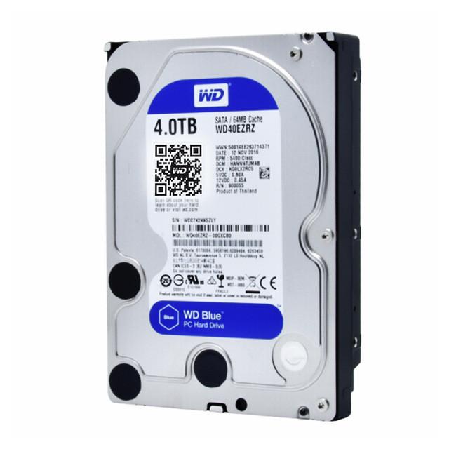 Western Digital Жесткий диск HDD 4Tb WD40EZRZ