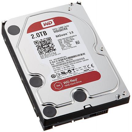 Western Digital Жесткий диск для NAS систем HDD 2Tb WD20EFRX, фото 2
