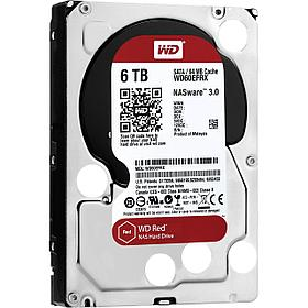 Western Digital Жесткий диск для NAS систем HDD 6Tb WD60EFRX
