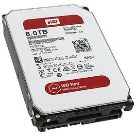Western Digital Жесткий диск для NAS систем HDD 8Tb WD80EFZX