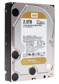 Western Digital Жесткий диск повышенной надежности для ЦОД HDD 2Tb WD2005FBYZ