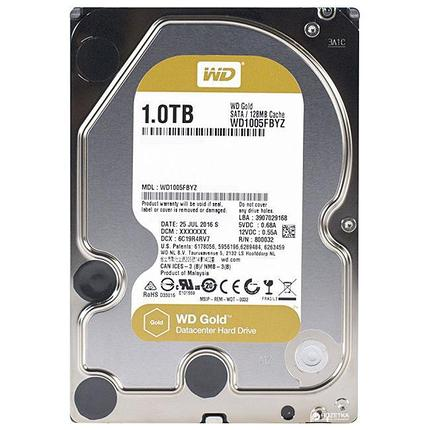 Western Digital Жесткий диск повышенной надежности для ЦОД HDD 1Tb WD1005FBYZ, фото 2