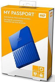 Western Digital Внешний HDD 1Tb WDBBEX0010BBL-EEUE