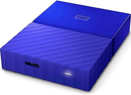 Western Digital Внешний HDD 1Tb WDBBEX0010BBL-EEUE, фото 2