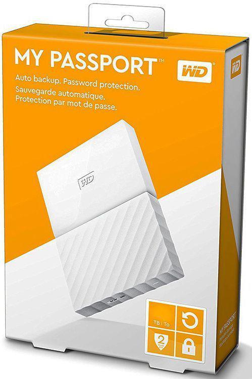 Western Digital Внешний HDD 1Tb WDBBEX0010BWT-EEUE