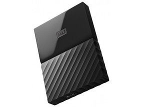 Western Digital Внешний HDD 2Tb WDBUAX0020BBK-EEUE