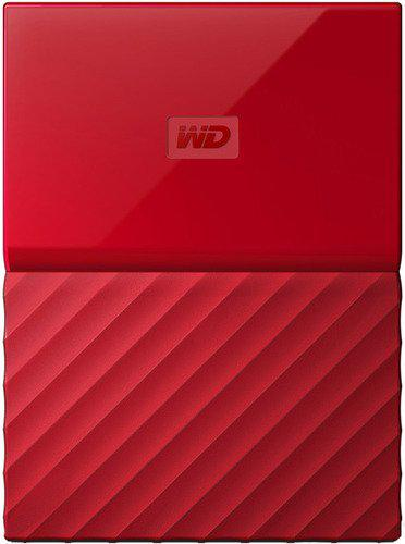 Western Digital Внешний HDD 4Tb WDBUAX0040BRD-EEUE
