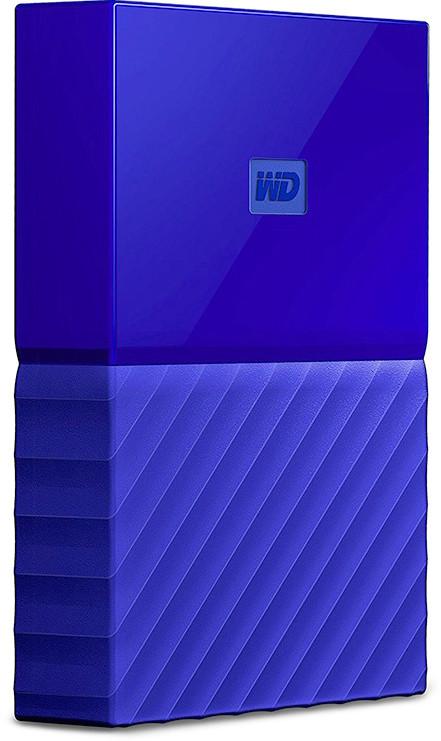 Western Digital Внешний HDD 4Tb WDBUAX0040BBL-EEUE