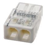 Миниатюрная клемма Wago 2273–242 с контактной пастой