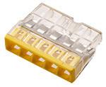 Миниатюрная клемма Wago 2273–205 без контактной пасты