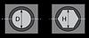 Матрица С-19,0/100т для стального зажима, фото 2