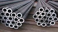 Труба стальная бесшовная 650х75 ст.20 09г2с 40х толстостенная горячекатаная