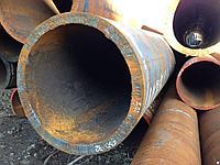 Труба стальная бесшовная 377х60 ст.20 09г2с 40х толстостенная горячекатаная