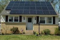 Автономная солнечная электростанция на 52,5 кВт/день (10,5 кВт/час), фото 1