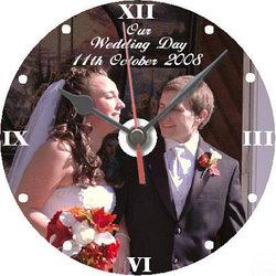 Часы с вашим изображением