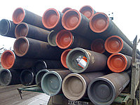 Труба газлифтная 159х5 мм сталь 09г2с 20 ТУ 14-3р-1128-2000 ТУ 14-159-1128