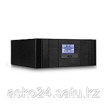 Инвертор со стабилизатором и автовключением SVC, DI-800-F-LCD (640W), Вход 12В и/или 220В, Выход 220В