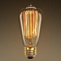Ретро-лампочка в стиле лофт